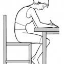 What causes poor posture?