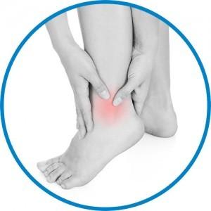 Foot pain, plantar fascitis, achilles tendonitis, ankle sprain